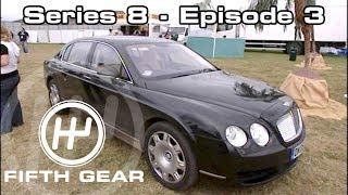Fifth Gear Series 8 Episode 3 смотреть