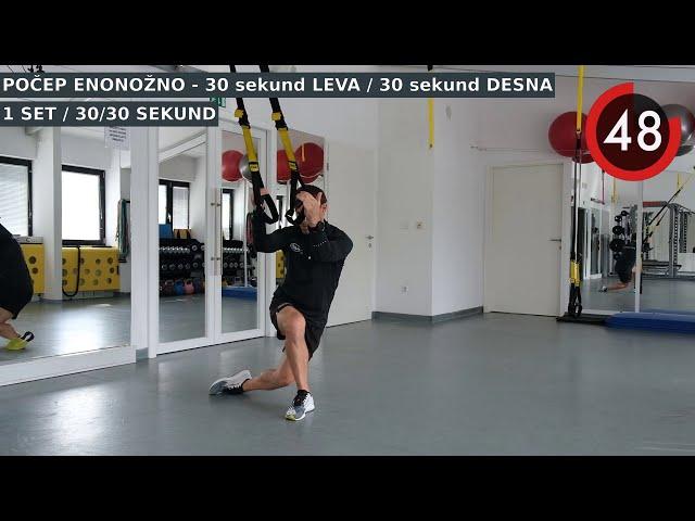 SMM03 - Bizi trening za mamice in očije ;) TRX / Kolebnica / Lastna teža