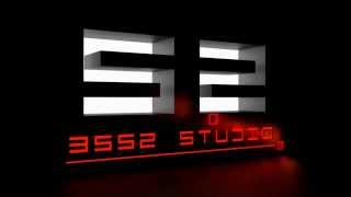 3552 studio animated logo