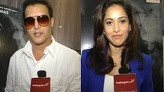 Jimmy shergill & nushrat bharucha talk about 'darr @the mall' | interview | arif zakaria