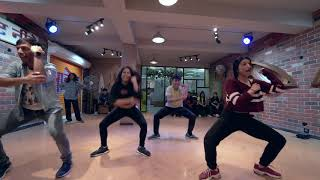 Kangna Tera Ni - Dr.Zeus I Urban Bhangra Choreography : Gaurav Thukral