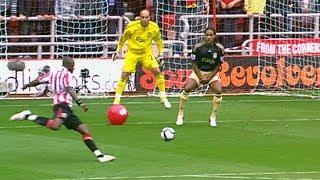 10 СЛУЧАЙНЫХ голов в футболе