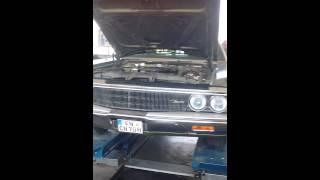 Chrysler newport 383er BBlock Sound