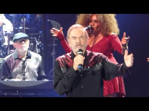 Neil Diamd 50th Anniversary World Tour  8122017 at The Forum