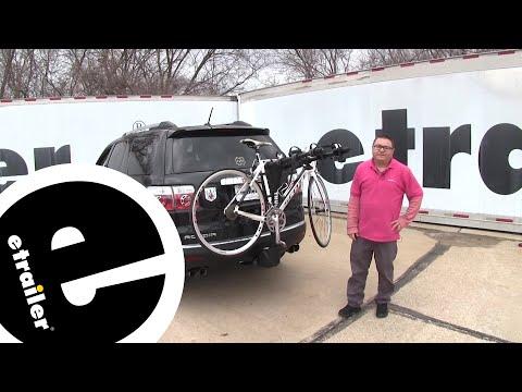 Thule Apex XT 4 Bike Rack Review - 2010 GMC Acadia - etrailer.com