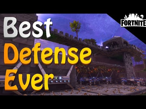 FORTNITE - Stonewood Storm Shield Defense 9 Solo Without Using Weapons, Abilities, Or Gadgets