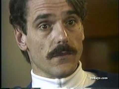 JEREMY IRONS on BETRAYAL 1983 with JIM VERNIERE