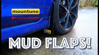 Video MOUNTUNE MUD FLAPS INSTALL! | FIESTA ST | RALLYARMOR download MP3, 3GP, MP4, WEBM, AVI, FLV Juli 2018