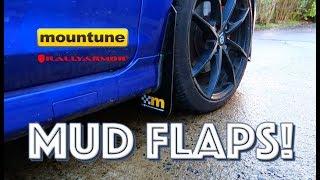 Video MOUNTUNE MUD FLAPS INSTALL! | FIESTA ST | RALLYARMOR download MP3, 3GP, MP4, WEBM, AVI, FLV April 2018