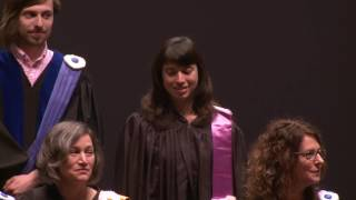 Collation des grades de la Faculté des sciences de l'éducation (1)