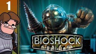 Let's Play Bioshock Remastered Part 1 (Patreon Chosen Game)