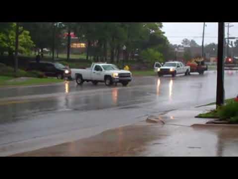 Oklahoma flood video: Edmond (2010-06-14)