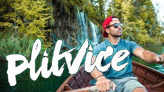 The TRUTH about PLITVICE LAKES NATIONAL PARK (INSANE waterfall park in Croatia)