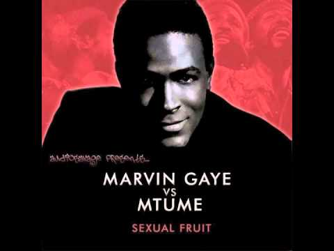 Marvin Gaye vs Mtume - Sexual Fruit (AudioSavage Mashup)