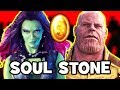 AVENGERS INFINITY WAR Death & Soul Stone Theory
