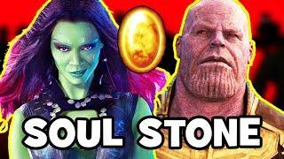 AVENGERS INFINITY WAR Death & Soul Stone Theory
