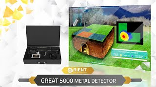 Great 5000 Metal Detector | Introduction