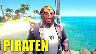 WIR SIND PIRATEN! - Sea of Thieves (Beta Gameplay German/Deutsch)