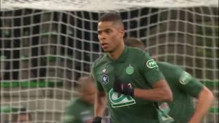 ASSE 3-6 Dijon: les buts