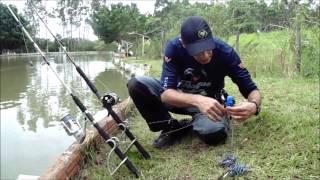 Bruno Pirarara - Novo alarme eletrônico para pesca esportiva