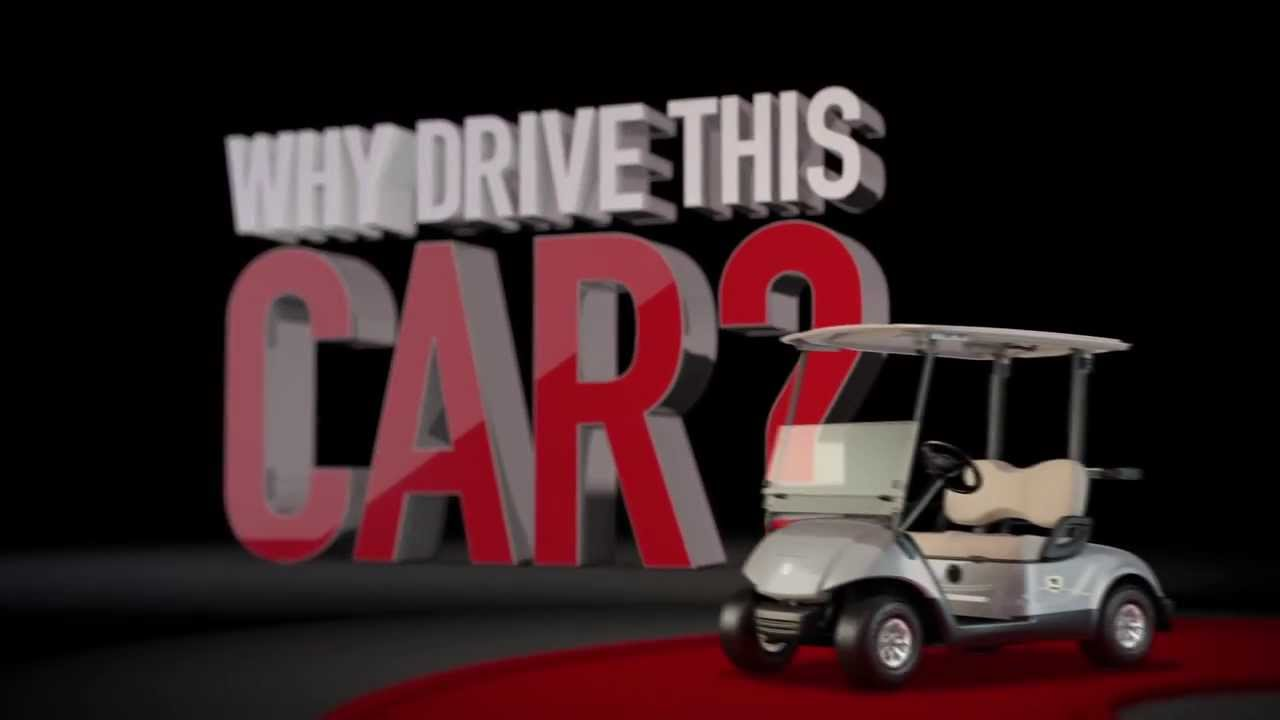 New Yamaha PTV Golf Car - Dart's Carts - Golf Car Specialists