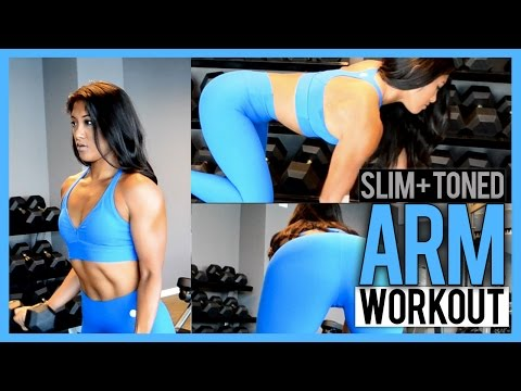Slim + Toned Arm Workout