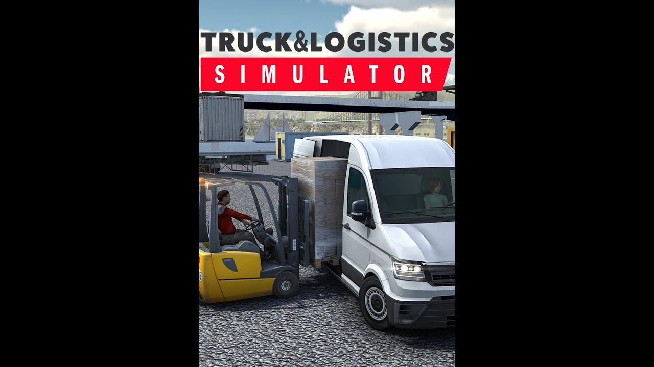NUEVO SIMULADOR PARA PC !!! TRUCK AND LOGISTICS SIMULATOR ...