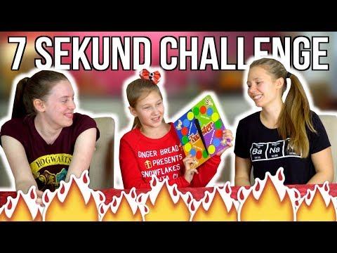 7 SEKUND CHALLENGE // Edycja ZIMOWA! ✮ Zwariowani