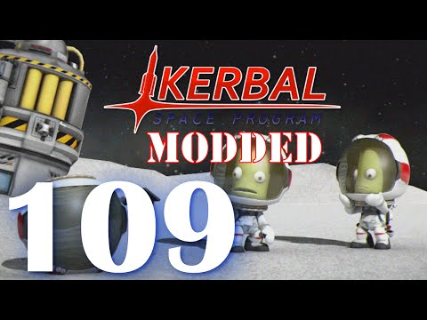 Kerbal Space Program (Modded Multiplayer) - Episode 109