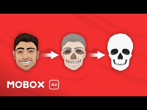 How to Morph PNG Images - After Effects Tutorial