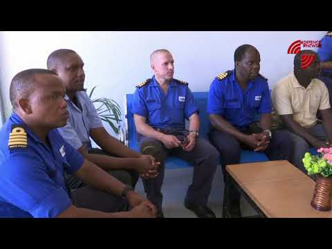 The SA Navy's elite Maritime Reaction Squad joins the fight against COVID 19