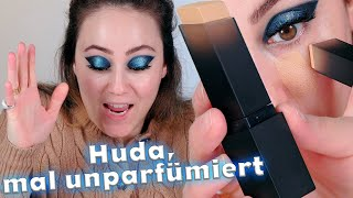 *NEU* HUDA BEAUTY unparfümiert? Die FAUX FILTER STICK FOUNDATION REVIEW