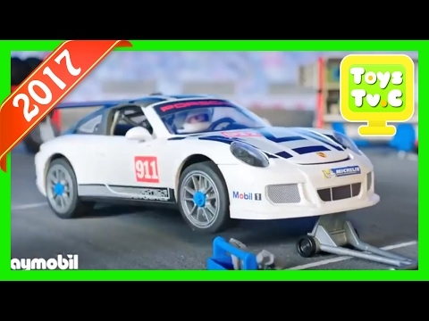 best of toys 2017 playmobil porsche 911 gt3 cup new. Black Bedroom Furniture Sets. Home Design Ideas