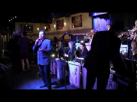 """VINCENT WOLFE """"The Way You Look Tonight"""" with The George Lake Big Band"""