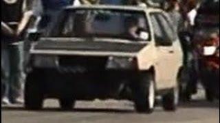 Lada Samara Vs. Opel Corsa A