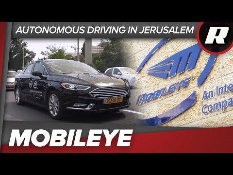 Intel and Mobileye take us on an autonomous lap of Jerusalem