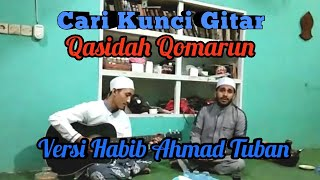 Habib Ahmad Assegaf (Tuban) - Cari Kunci Gitar Qasidah Qomarun