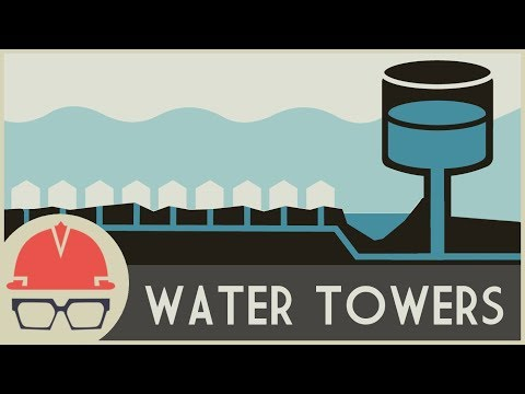 How Water Towers Work