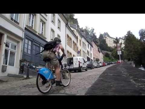 How to Ride a Bike in Luxembourg 10: Vel'oh! vs. Breedewee