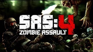 SAS: Zombie Assault 4 - Ninja Kiwi Walkthrough