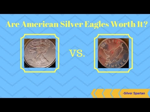 Are American Silver Eagles Worth It?