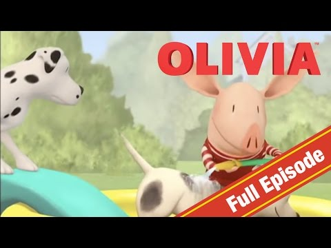 olivia-the-pig-|-olivia's-dog-wash-|-olivia-full-episodes