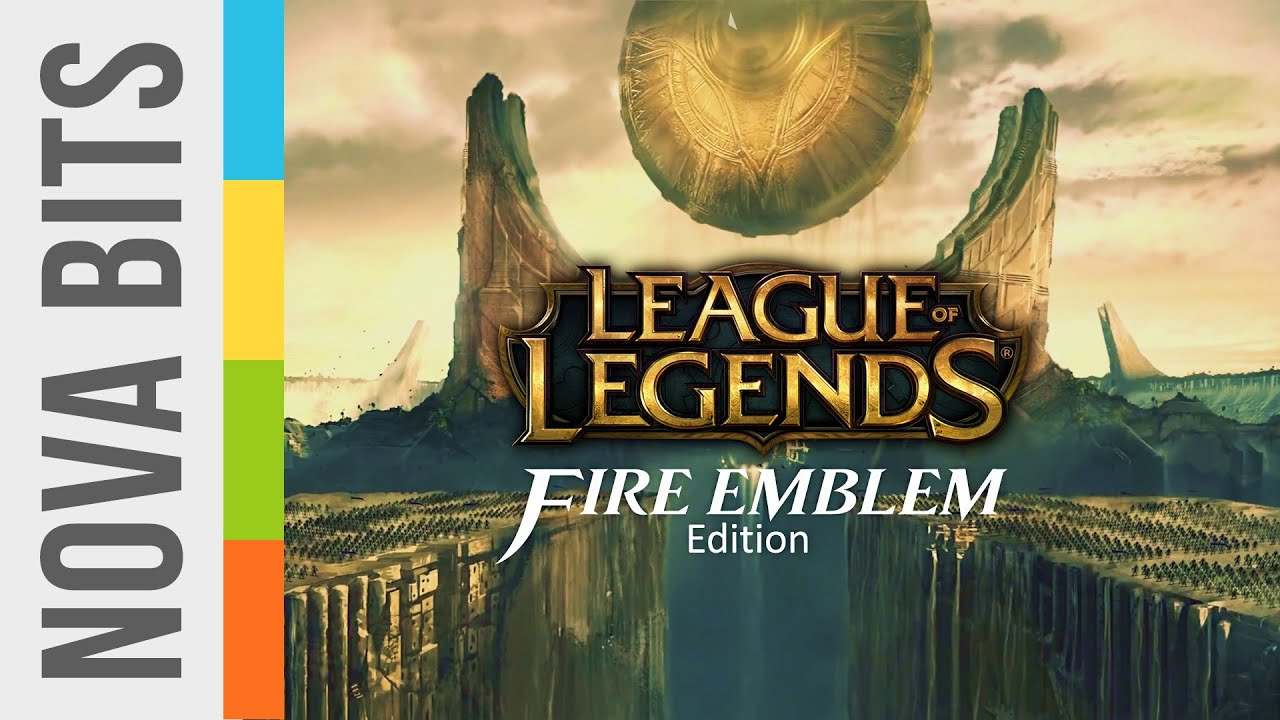 league of fire emblem youtube. Black Bedroom Furniture Sets. Home Design Ideas
