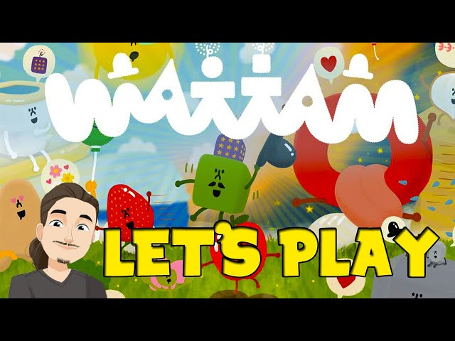 Lets Play Wattam || Charming Game from the makers of Katamari