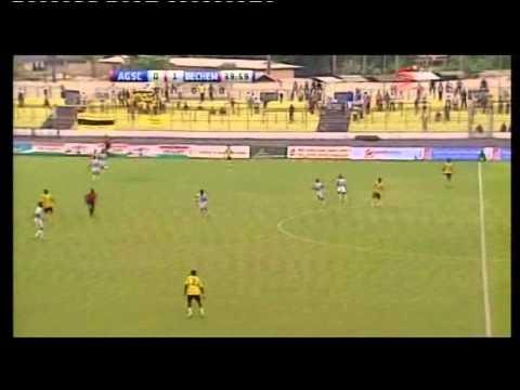 Ashgold v Bechem Second Round 2013:14