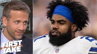 Zeke won't take the Cowboys to the Super Bowl - Max Kellerman   First Take