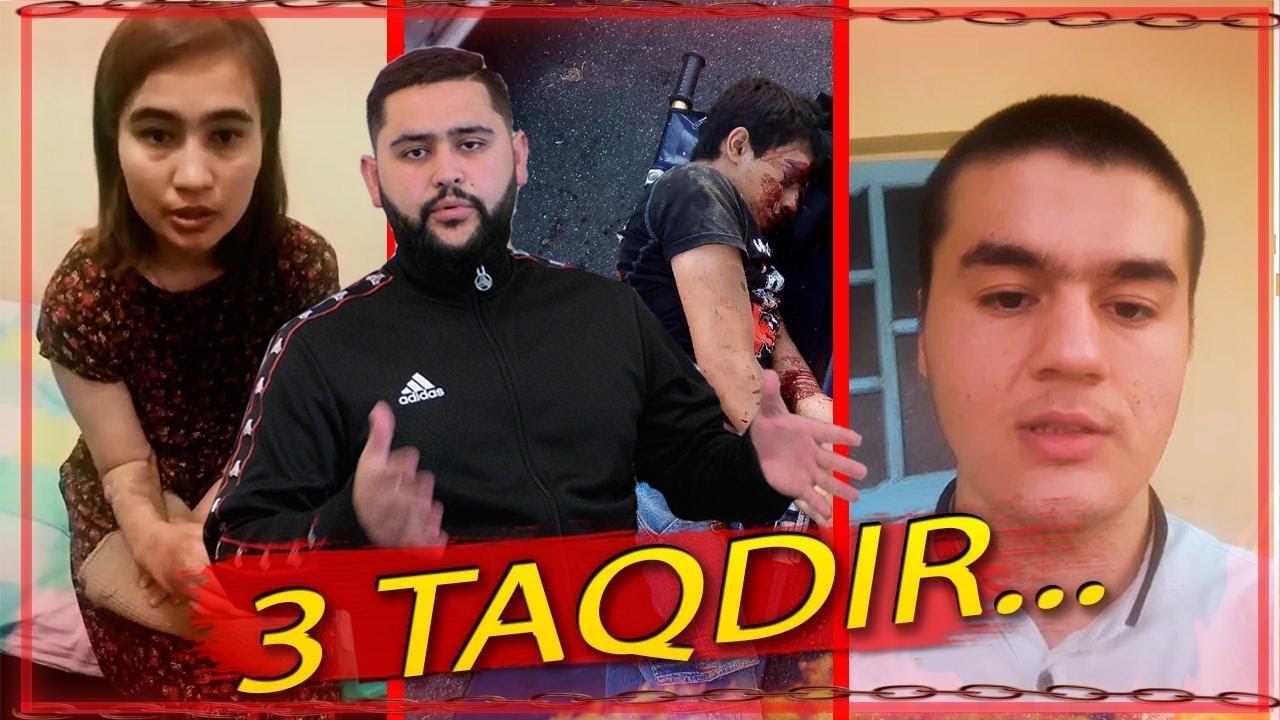 3 TAQDIR OXIRIGACHA KO'RING