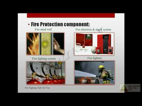 fire course - LECTURE 01 : Fire Fighting Systems Introduction