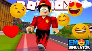 ROBLOX - THE EMOJI SIMULATOR!!