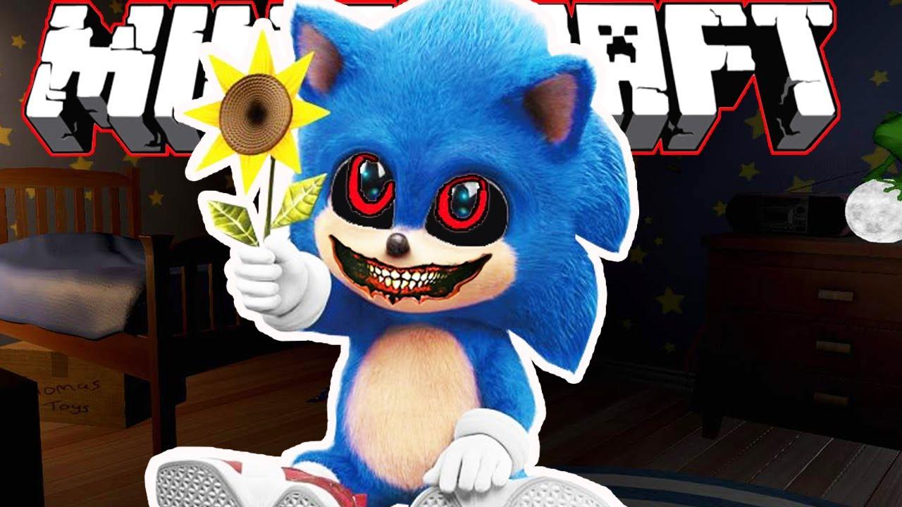 EviL Baby Sonic | Minecraft